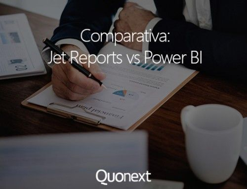Comparativa Jet Reports vs Power BI
