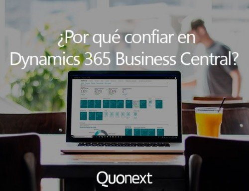 Por qué confiar en Dynamics 365 Business Central