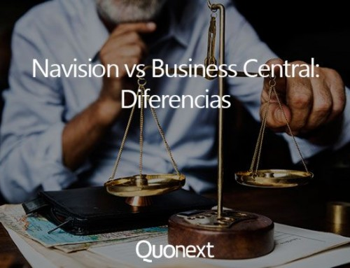 Navision vs Business Central