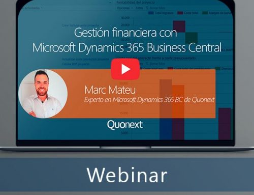 Gestión Financiera con Microsoft Dynamics 365 Business Central