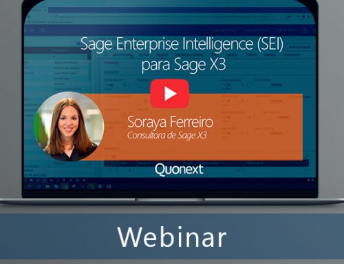Sage Enterprise Intelligence para Sage X3